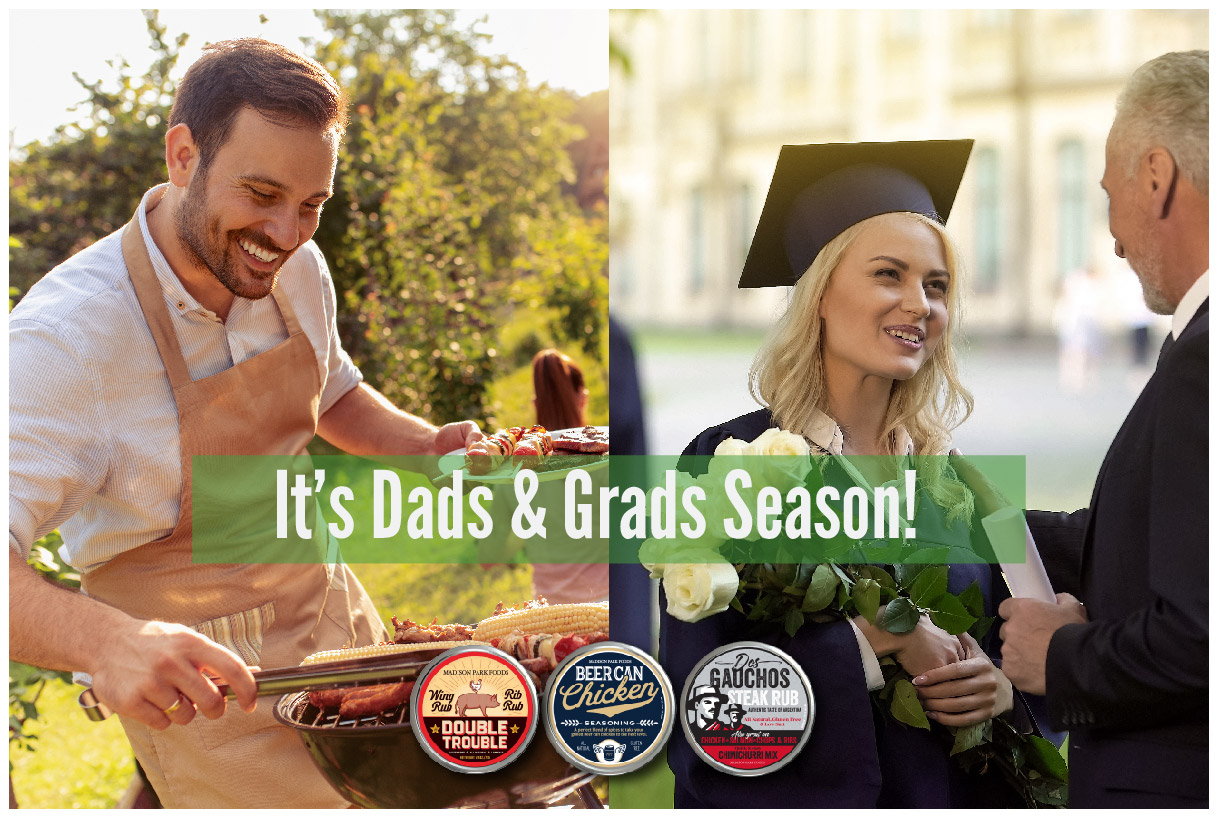 dads and grads slide