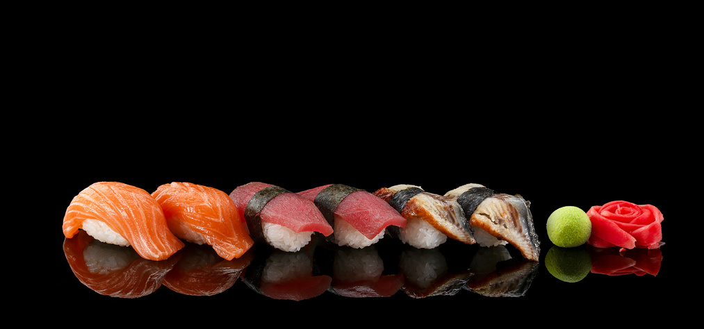 When it Comes to Sushi, Some Like It Wasabi Hot