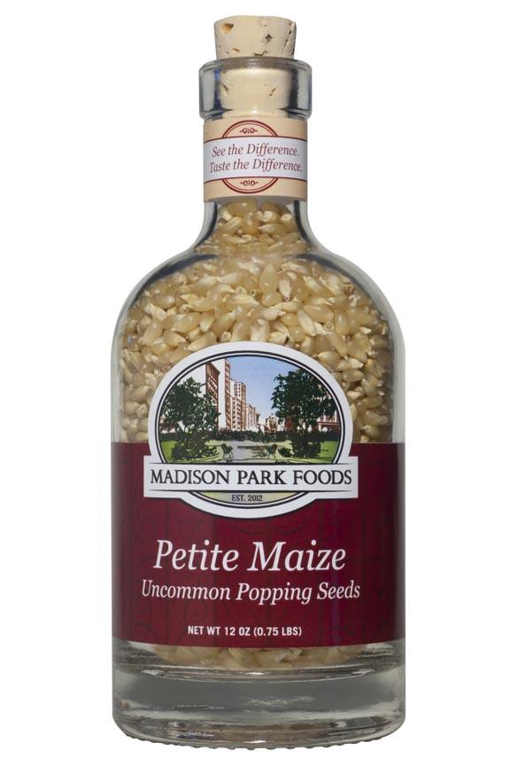 Petite Maize Bottle full